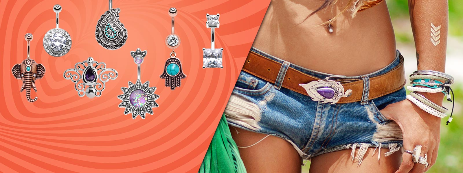 Win $300 Belly Ring Cash